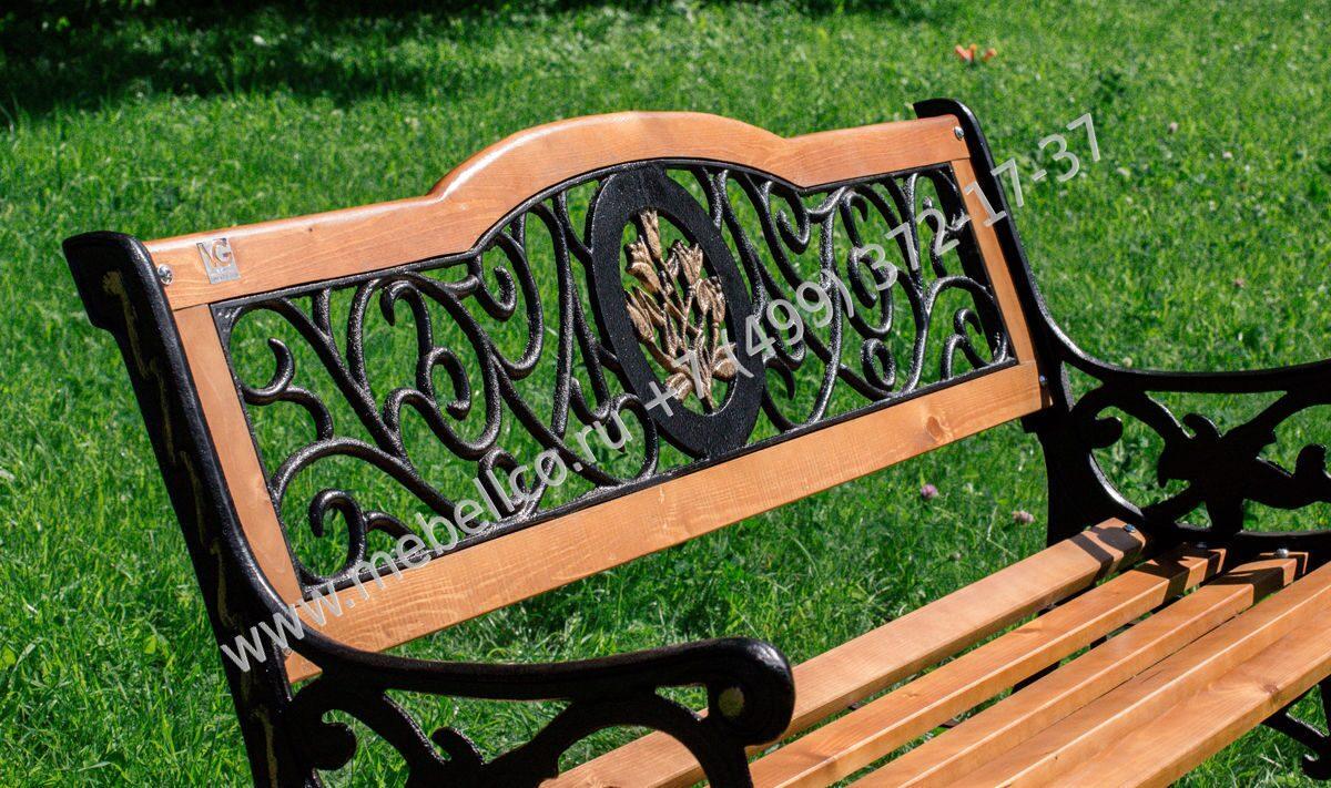 Картинки садовых скамеек